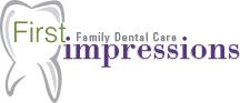 First Impressions Family Dental Care Logo