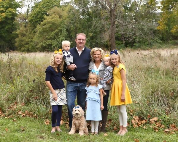 Dr Flannagan & His Family